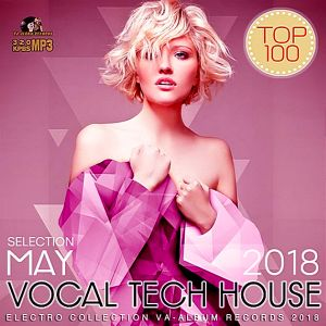 VA - Vocal Tech House (2018)-DeBiLL