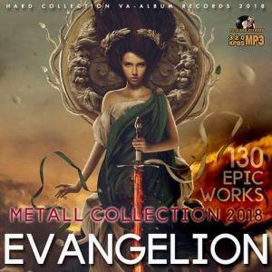 VA - Evangelion Metall Collection (2018)-DeBiLL