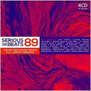 VA - Serious Beats 89 [4CD] (2018)-DeBiLL