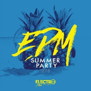 VA - EDM Summer Party 2018 (2018)-DeBiLL