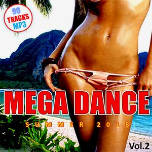 VA - Mega Dance Summer Vol.2 (2018)-DeBiLL