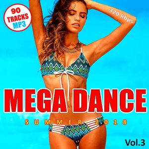 VA - Mega Dance Summer Vol.3 (2018)-DeBiLL