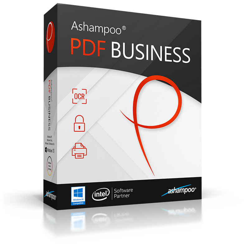 Ashampoo PDF Business 1.1.0 + Crack HUN