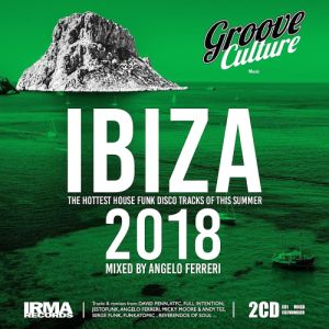 VA - Groove Culture IBIZA 2018 (Mixed by Angelo Ferreri) (2018)-DeBiLL