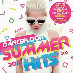 VA - Dancefloor Summer Hits 2018 [2CD] (2018)-DeBiLL