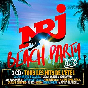 VA - NRJ Beach Party (2018)-DeBiLL