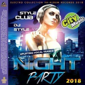 VA - Night Party Style Club (2018)-DeBiLL