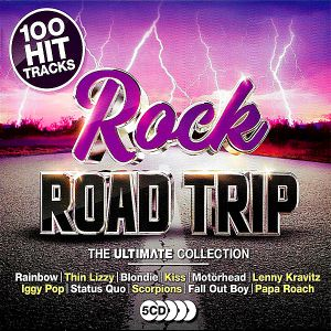 VA - Rock Road Trip The Ultimate Collection [5CD] (2018)-DeBiLL