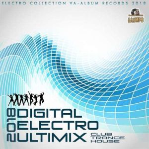 VA - Digital Electro Ultimix (2018)-DeBiLL