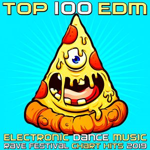 VA - Top 100 EDM Electronic Dance Music Rave Festival Chart Hits 2019 (2018)-DeBiLL