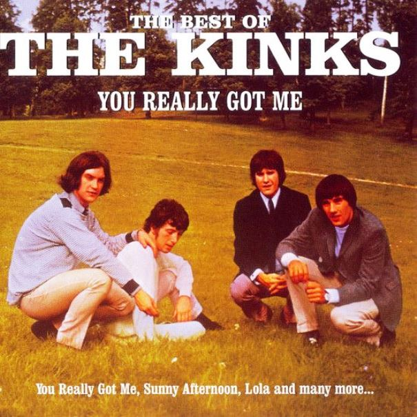 The Kinks - Greatest Hits You Really Got Me