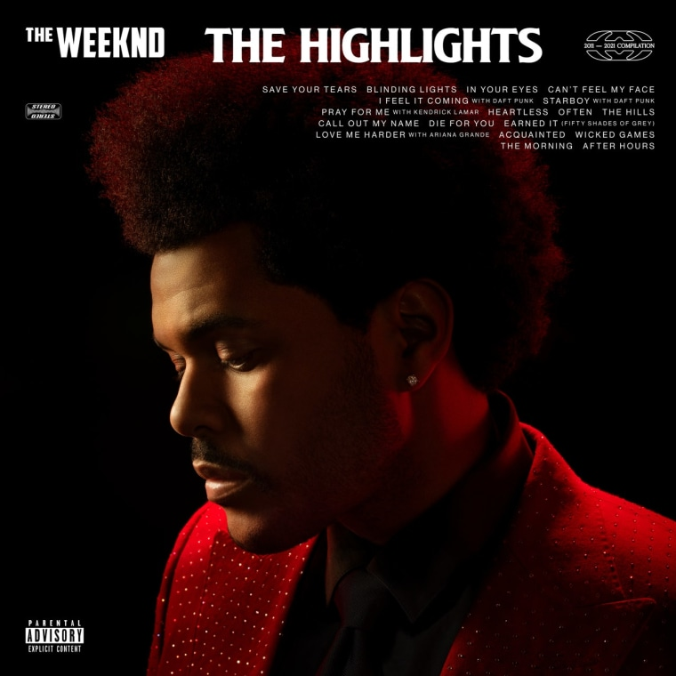 The Weeknd - The Highlights [2021]